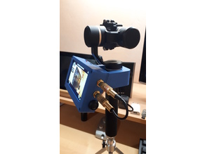 GoPro LCD Monitor - Case & Mount