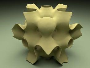 Hole Art Cube
