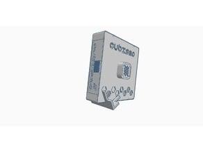 CUBISMO case...support MKS (BASE-L,BASE v1.3/4, MKS SBASE v1.0 SMOOTH) + 2 BIG MOSFET