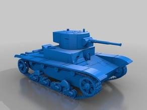 t-26b tank