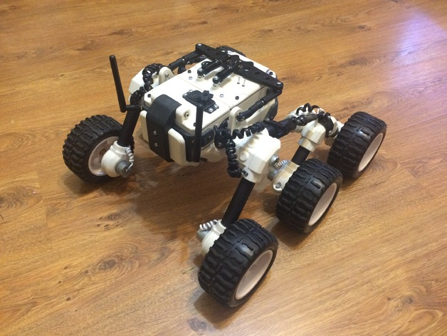mars rover thingiverse - photo #5
