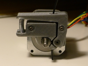 Idler for Direct Drive Extruder