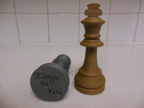 Chess King - Kings to You
