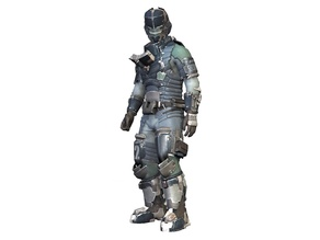 Dead Space - Security Suit with Helmet