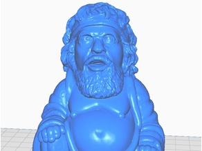 Chong Buddha (Cheech and Chong - Famous People Collection)