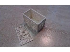 Victorian  jewels box