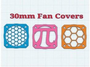 30mm Fan Covers