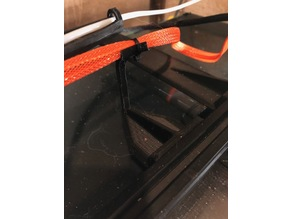 BL Touch cable support