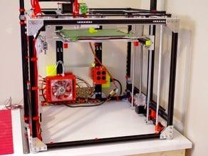 Ike:Core - 3D printer based on CoreXY