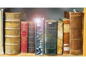Bookshelf Insert - Magic Book