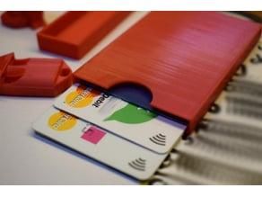 Credit cards case/holder wallet