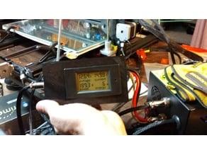In-line multi-meter project box