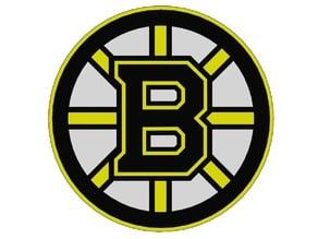 Boston Bruins Coaster