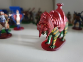 Battle Cat - Masters Of The Universe - Miniature
