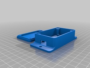 Nodemcu v3 wall mount case