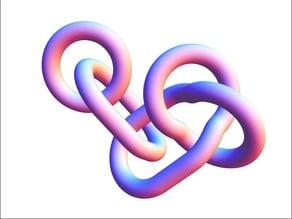 Composite Link: 2_2_1 # 2_2_1 # 3_1 (Configuration B)