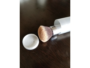 Makeup Brush Container