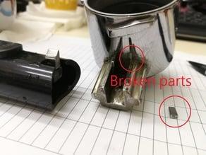 KRUPS Filterholder repairing version 2