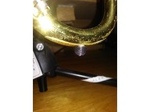Trombone slide bumper