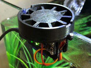 Simple Automatic Fish Feeder