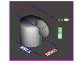 Extruder Motion Indicator