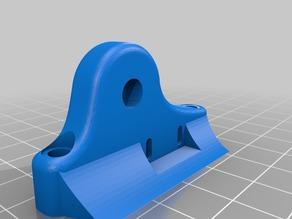 Push coupling mount for Kodama Trinus or Panowin F1