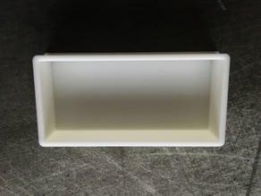 tapa para perfil de aluminio
