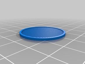 My Customized sieve / filter / strainer 100% -> 20% 25.4mm