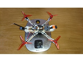 Woodpecker anysize Quadcopter