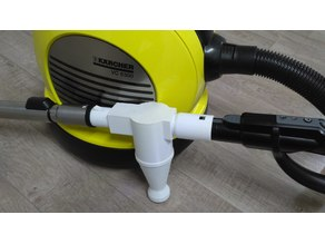 Karcher vc6 hose lock for Cyclone Dust Collector