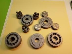 Ball bearing - spinner - ensemble roulements à billes