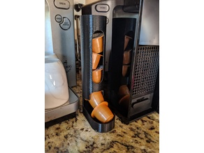Nespresso Coffee Capsule Holder - 170mm Height Remix