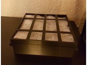 120mm PC Fan Housing (Filter) // 120mm PC Lüfter Gehäuse (Filter)