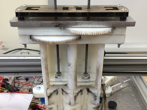 Universal Dual Paste Extruder