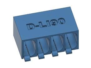 D-Li90 Battery Holder