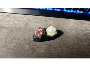 Duo D20 Holder