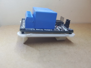 2-Channel Relay Module DIN Mount