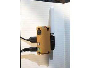 MakerSpot USB Hub HAT Raspberry Pi Zero W Case
