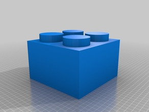 My Customized Lego Sandcastle Mold