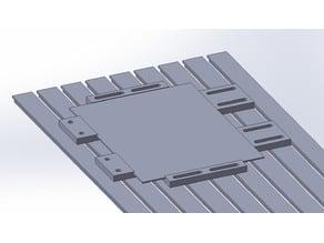 PCB fixation for CNC
