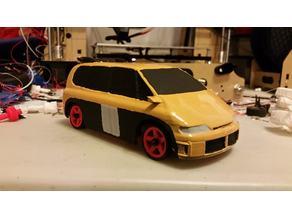 XMODS Renault Espace F1 Body