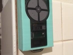 Roller Door Remote holder for PTX-5V2 transmitter