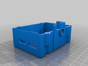 Raspberry Pi Case for 3D Scanner