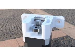 Bowden Extruder MK8/ 1.75mm / flex / teflon