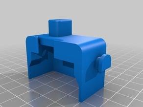 Duplicator 6 / Monoprice Enanced Extruder Cover