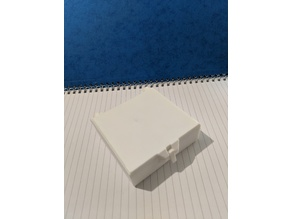 Microscope Slide Box - 20 Slides