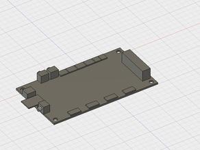 Azteeg V2 Rough CAD