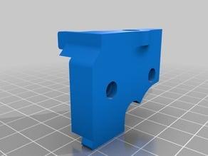 Better S1 Pro Mosaic Filament Guide Teflon Tube Clip to hit X limit switch