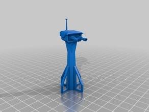 Laser Turret - Starfinder - 28mm