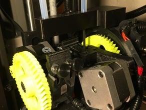 TAZ5 Dual Extruder V2 Filament Guide Bracket